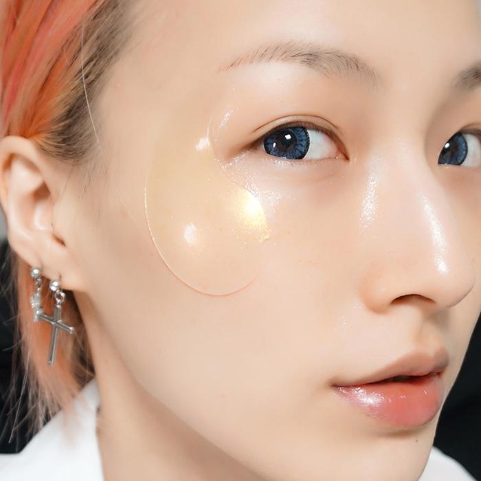 Gel eye