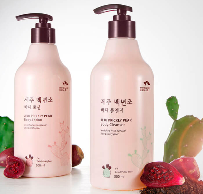 Картинки по запросу Jeju Prickly Pear Body Cleanser  FLOR DE MAN