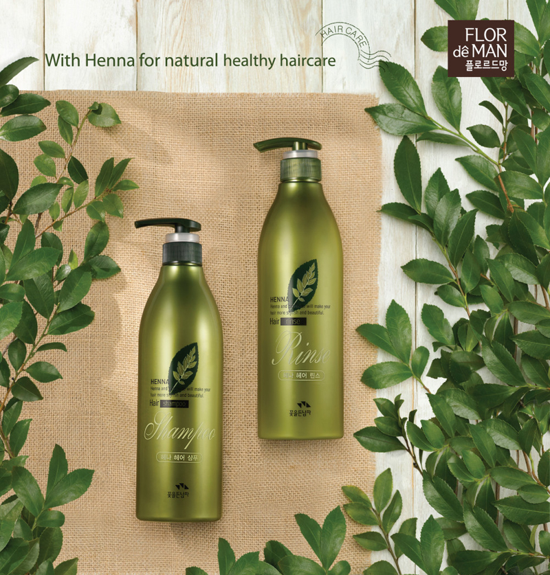Картинки по запросу FLOR DE MAN Henna Hair Coating Essence
