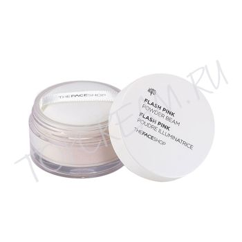 THE FACE SHOP Flash Pink Powder Beam