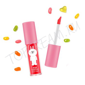 MISSHA Line Friends Edition Poptastic Jelly Tint