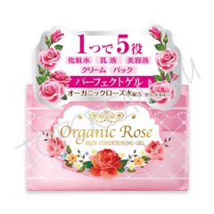 MEISHOKU Organic Rose Skin Conditioning Gel