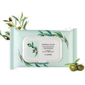 THE SAEM Marseille Olive Deep Cleansing Tissue