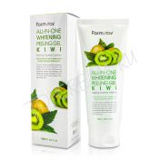 FARMSTAY All-In-One Whitening Peeling Gel Kiwi