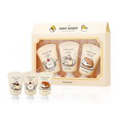 HOLIKA HOLIKA Lazy & Joy Gudetama Sweet Dessert Hand Cream Set
