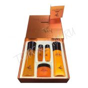DEOPROCE Horse Oil Hyalurone Skin Care 3 Set