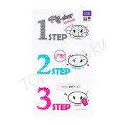 HOLIKA HOLIKA Pig-clear Blackhead 3-step Kit (no water)